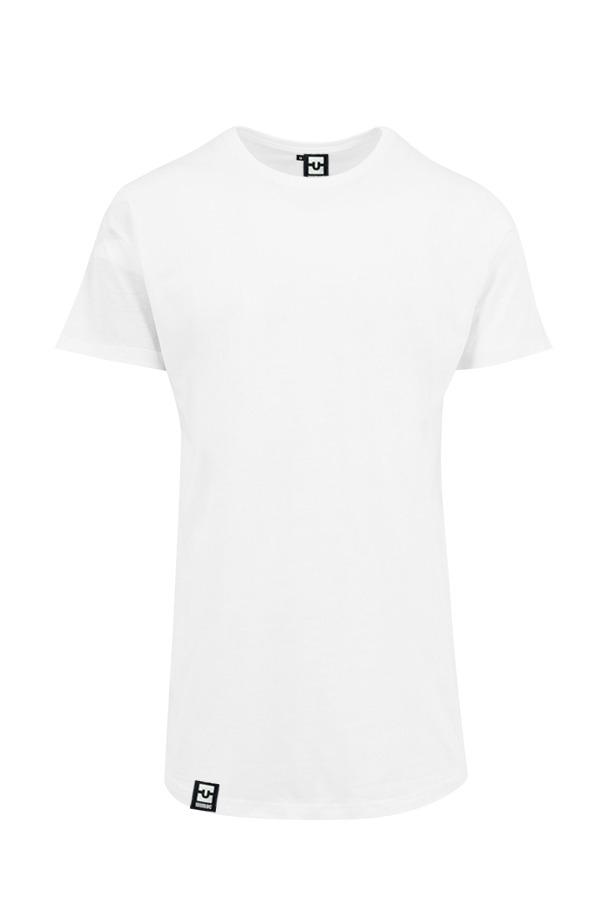 BASIC longshirt white