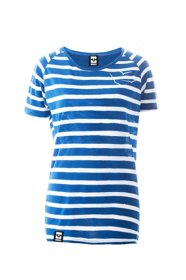 Nuvie Stripe girl Shirt