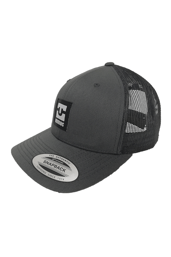 Trucker Logo grey