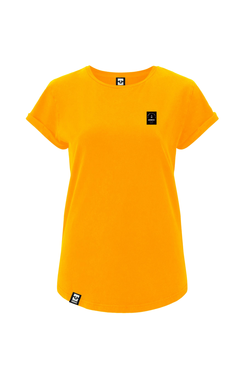 Orange SHED Shirt