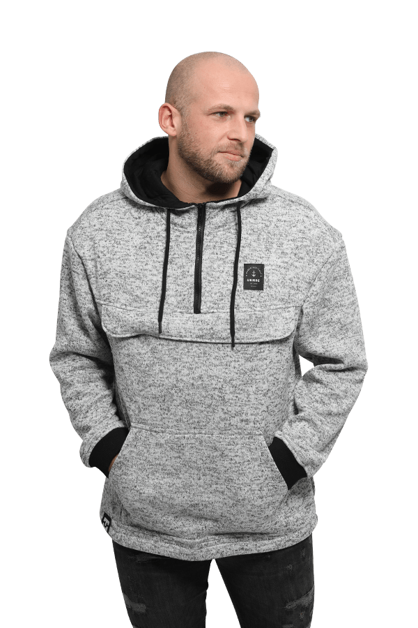 Shred fleece Hoodie